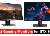 best monitor for gtx 1080