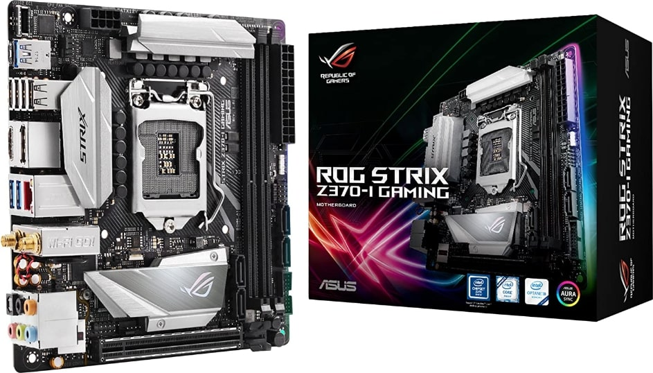 Best Gaming Z370 ATX Motherboard
